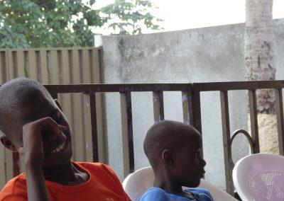Recuperar menores ciegos de situaciones extremas de exclusión social y familiar